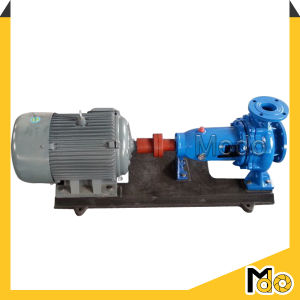 7m de la tête d'aspiration de fin d'aspiration pompe centrifuge de l'eau horizontale