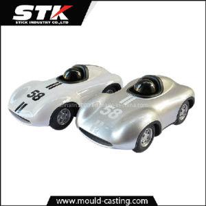 塗る現代かわいい車のスピーカーの構成のプラスチック注入