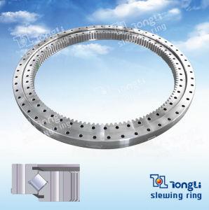 La norme européenne de la série de lumière /Cross-Roller anneau pivotant/pignon intérieur le pivotement