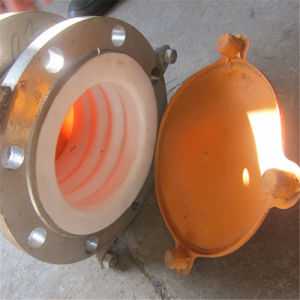 Tubo flessibile Braided durevole del metallo flessibile dell'acciaio inossidabile PTFE