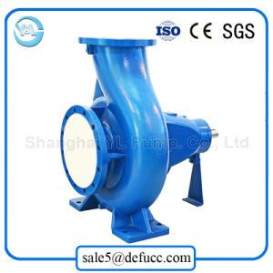 Pompa ad acqua motorizzata diesel di aspirazione di conclusione della singola fase