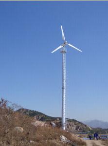 A turbina eólica 5KW para casa ou para uso agrícola
