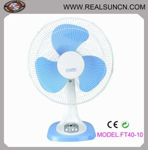 Eletrical Desk Fan, Table Fan 16inch Plastic Fan