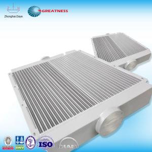 0.12mm 알루미늄 호일로 만드는 공기 청정제 맞흐름 열 교환기