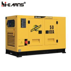 Cummins- Enginedieselgenerator-Set (GF-50kVA)