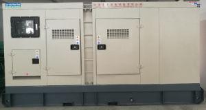 330kw 50Hz 침묵하는 발전기 Cummins 디젤 엔진 전기 발전기