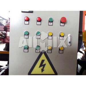 Las Bombas de hormigón eléctrico montado en el remolque para venta (HBTS-60)