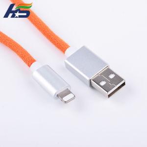 Высшее качество Нейлоновый кабель для iPhone 7 кабель зарядного устройства USB-кабель