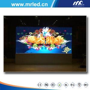 Conseil de la publicité P3.84mm a conduit à l'intérieur du Cabinet pour la vente de l'écran