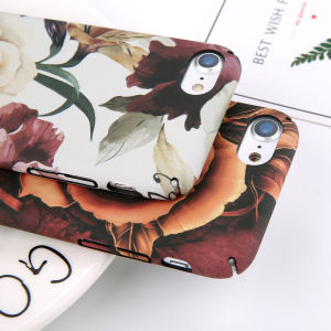 Hoja de la moda PC Phone caso para el iPhone 7