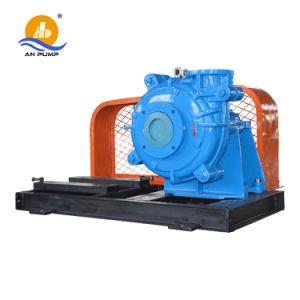 Or centrifuge horizontale de cendres de boues d'exploitation minière de la pompe à lisier solide de carter d'exploitation minière