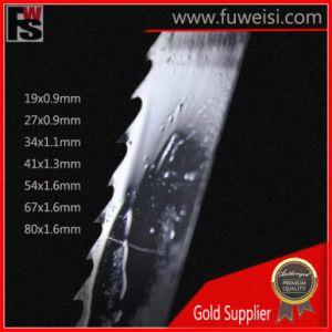 Диапазон биметаллической пластины M51 пильного полотна 54x1.6 с высоким качеством изображения