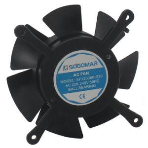 Lärmarmer 50Hz 60Hz Wand-Ventilator des Kugellager-mit 110V-380AC