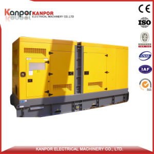 Weichai 200kw a 304kw grupo electrógeno diesel acoplados directa