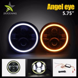 角度の目ライト高品質極度の明るいRtd LEDのオートバイのヘッドライト