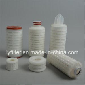 Mini pregas de PTFE pequenas o cartucho do filtro de ventilação com 215/222/226/TV/FIN CA