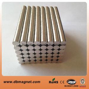 Диск цилиндра неодимовый магнит Boron железа