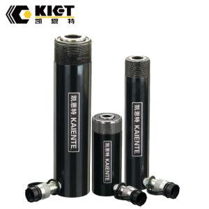Алюминиевый корпус плунжерного типа гидравлический цилиндр для опрокидывания прицепа