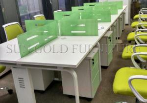 Nuova alta qualità di disegno e forniture di ufficio ergonomiche dello scrittorio (SZ-WS130)
