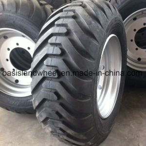 Los neumáticos de flotación, implemento agrícola (neumáticos 400/60, 400/60-15.5-22.5) con el aro