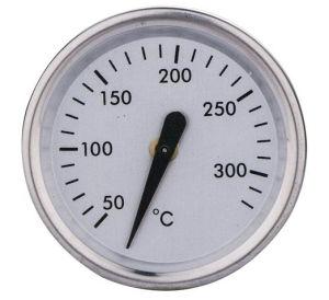 ステンレス鋼のグリルの温度計B27-Kt0470-01