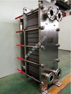 高圧鋼鉄熱交換器