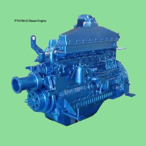디젤 엔진 Pta780-G1 산출 300kw