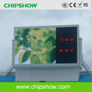 Chipshow Ap16 pleine couleur Grand affichage LED Sport Outdoor