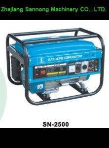 A gasolina Gernerator (SN-2500)