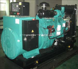 generatore diesel di 147kVA Cummins (60Hz)