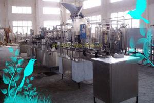 탄산염 음료 병 채우는 생산 라인
