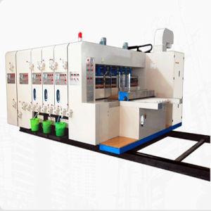 Automatisches Flexo Drucken-kerbende Maschine