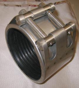 Accoppiamento del tubo dell'acciaio inossidabile