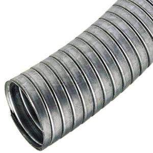 Condotti rivestiti galvanizzati del PVC della flessione d'acciaio