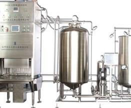 La bière en bouteille de récupération (B05) de la machine