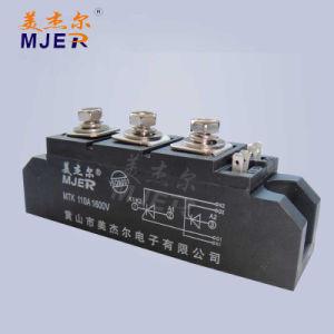Módulo de tiristor SCR Mtk 110A 1600V