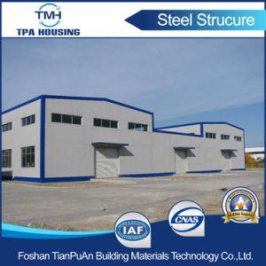 Estructura de acero de metal mayorista prefabricadas Construcción Almacén