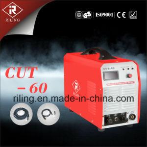 Máquina de estaca do plasma com Ce (CUT-50/60)