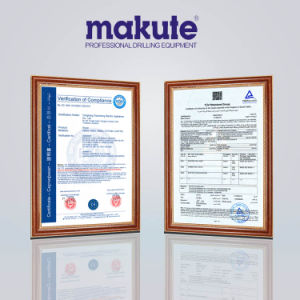 Outils d'alimentation Makute 3mm 350W Meule (DG002)