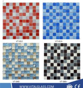 Vetro/pietra/marmo/metallo/lanterna/mattonelle di mosaico di ceramica per le mattonelle di mosaico pavimento della piscina/della stanza da bagno