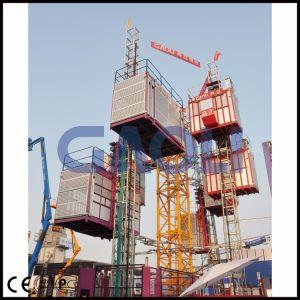 La construcción de piñón y cremallera de la construcción de equipos/elevador o ascensor
