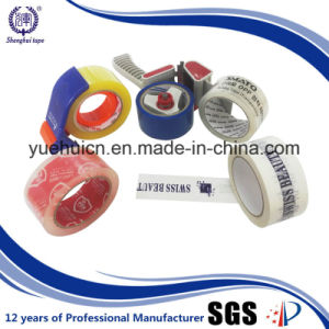 Band 48mm X 66m van de verpakking voor het Verzegelen van Dozen