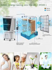 Preço evaporativo do refrigerador de ar do quarto portátil do competidor das zonas abertas