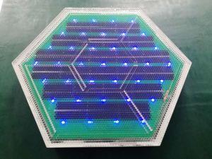 IP68 энергосберегающая для использования вне помещений LED Smart солнечного кирпича