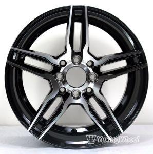 15 16インチの車のアクセサリのためのハイパー黒い合金の車輪