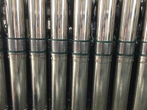 130qjd sumergibles de pozo profundo Bomba con varios impulsor para la elevación de alta