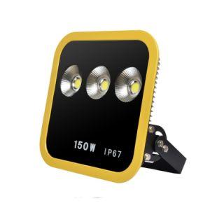 De alta potencia 150W Epistar COB Driverless proyector LED de exterior