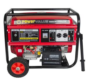 中国Low Noise Portable Generators、Electric Generator 5kw 5kVA Generator