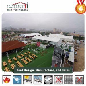 De Tent van twee Vloer voor de Gebeurtenissen van de Sport, de Dubbele Tent van het Dek voor Open China