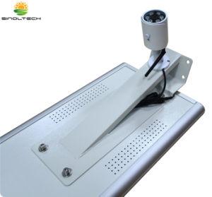 WiFi Kamera-Support aller in einem 50W LED integriertes SolarStreetlighting (SNSTY-250)